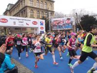 02 Hervis Prague Half Marathon start