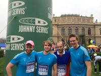 Johnny Team pul maraton 5 4 2014