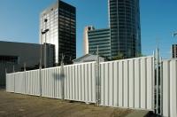NPV3 – plný trapézový plot
